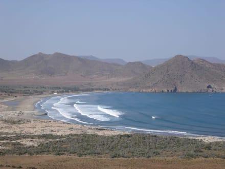 Küste - Parque Natural Cabo de Gata