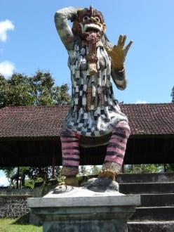 Figur - Tirtaganga Royal Pools /  Wasserpalast Taman Tirta Gangga