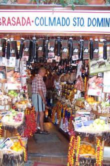 "ein ""Supermarkt"" - Radweg Playa de Palma nach Palma"