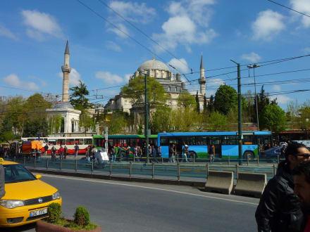 Yeni Moschee - Yeni Moschee / Yeni Camii