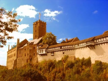Wartburg zu Eisenach - Wartburg