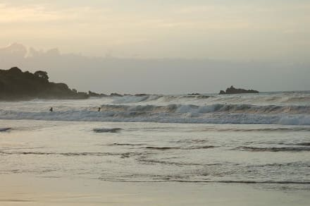 Sunset - Strand Mount Maunganui