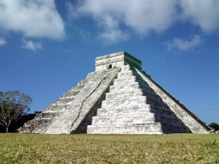 Mexiko, Chichen Itza - Ruine Chichén Itzá