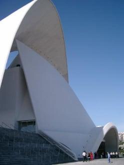 Auditorium - Santa Cruz - Auditorio de Tenerife