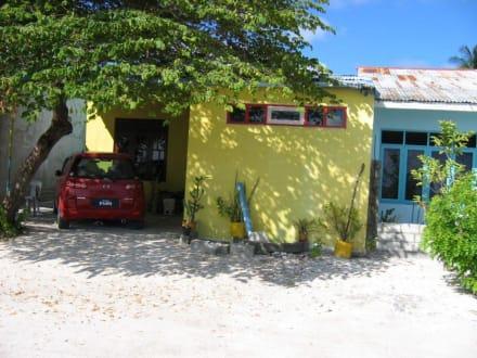 Wohnung - Radfahren Addu Atoll