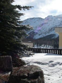 Ausblick Zimmer - Hotel Europa