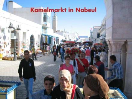 Kamelmarkt - Markt