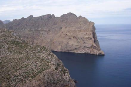 Küste - Cap Formentor