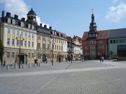Stadtschloss Eisenach - Stadtschloss Eisenach
