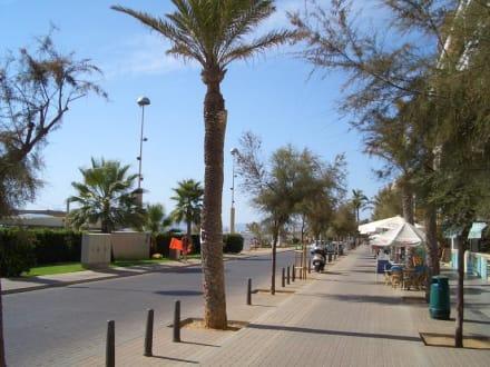 Strandpromenade am Ballermann 2 - Strandpromenade El Arenal