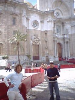 Cadiz-Kathedrale - Kathedrale Cadiz