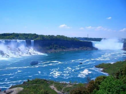 Niagarafälle - Niagarafälle / Horseshoe Falls