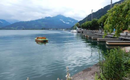 Zeller See - Altstadt Zell am See