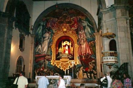 Candelaria - Basilika - schwarze Madonna - Wallfahrtskirche Candelaria