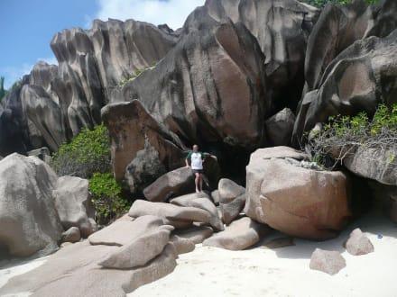 La Digue - Grand Anse