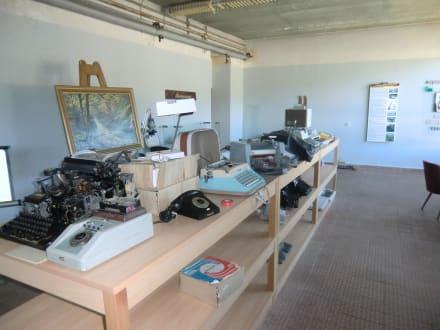 Alte Schreibmaschinen - DDR Museum Thale