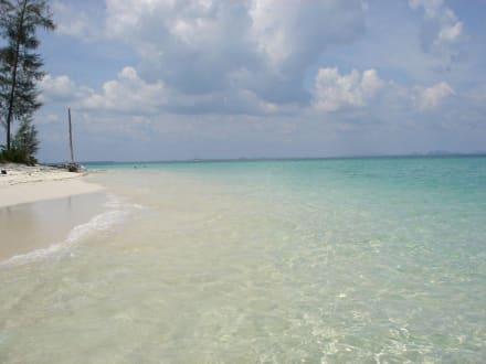 Strand auf Ko Poda - Koh Poda