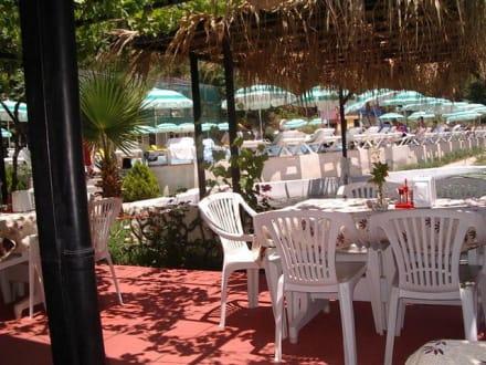 Restaurant am Dimcay mit Pool! - Restaurant Dimcay