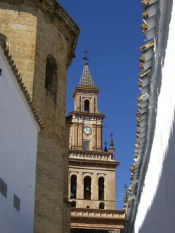 Carmona - Altstadt Carmona