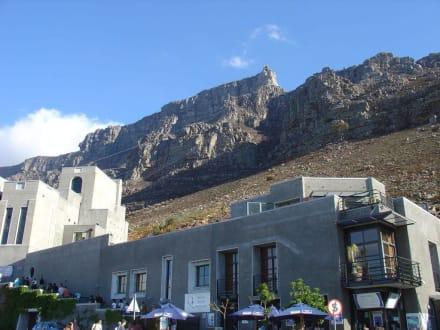 Die Talstation - Tafelberg