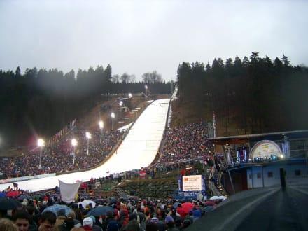 Skispringen - Mühlenkopfschanze