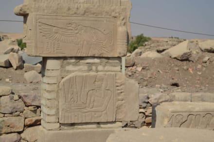 Älterer Chnum-Tempel - Elephantine Island