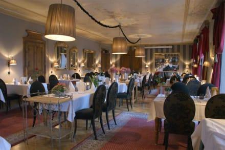Restaurant & Büffet - Gd Hôtel Bella Tola & St-Luc