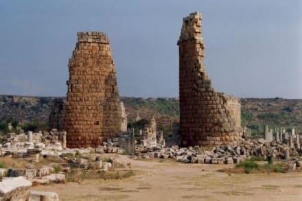 Hellenistisches Tor - Antike Stadt Perge