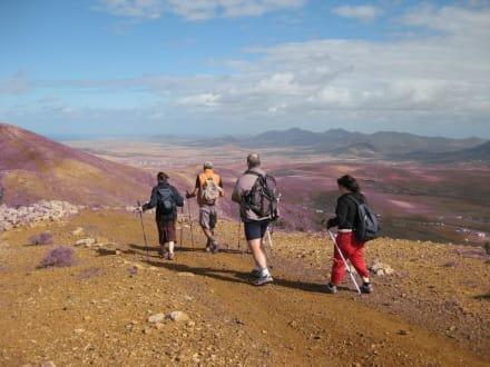 Geführte Wanderungen auf Fuerteventura - Wandern TimeforNature Tarajalejo