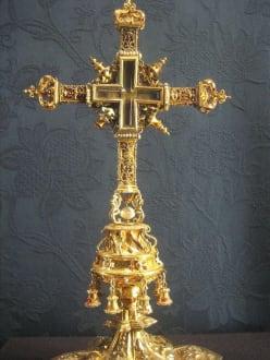 Schatzkammer der Kathedrale - Kathedrale von Sevilla