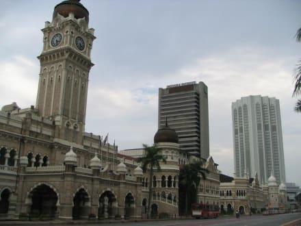 Sultan Building - High Court Kuala Lumpur