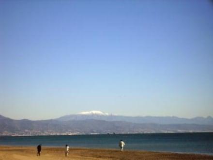 Weitblick zur Sierra Nevada - Strände Torremolinos