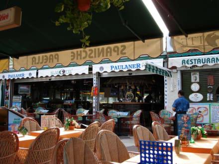 Lokalansicht - Restaurant Klamotte