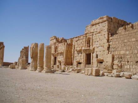 Baal Tempel - Ruine Palmyra