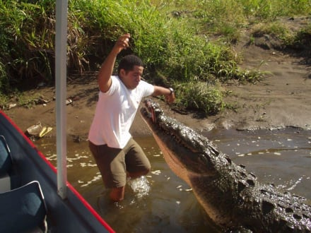 Crocodile Man Tour - Rio Tarcoles