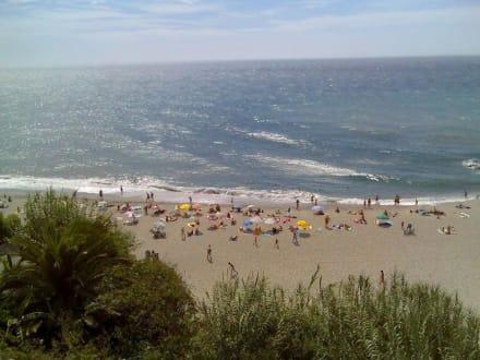 Strand - Strand Nerja
