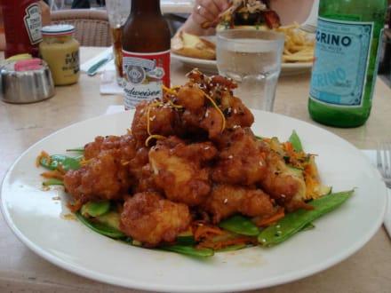 Orange Chicken - Restaurant NEXXT