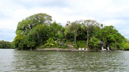 Bootsfahrt auf dem grossen See - Isletas