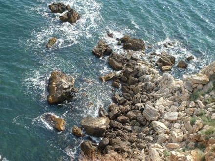 """Küste vom """"Kap Kaliakra"""" - Kap Kaliakra"""