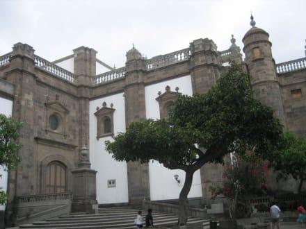 Kleiner Teil der Kathedrale - Kathedrale de Santa Ana