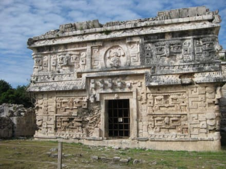 Chichen Itza - Ruine Chichén Itzá