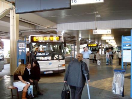 Gare Routier/ Busbahnhof Nizza - Transport