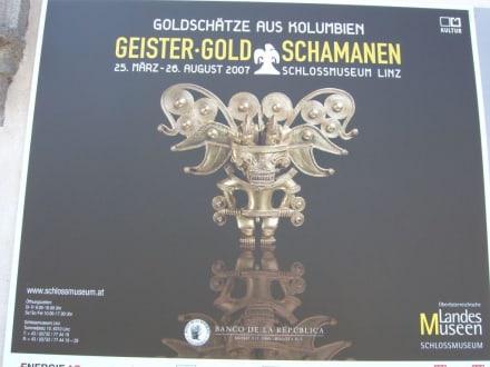 Ausstellung im Linzer Schlossmuseum - Altstadt Linz