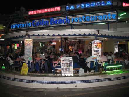 Cafeteria Colon Beach - Colon Beach Restaurant