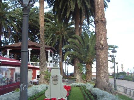 Rund um die Kirche - Parque del Drago