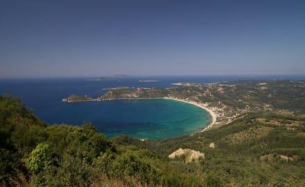 Strand/Küste/Hafen - Agios Georgios Pagi