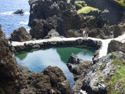 Meerwasserschwimmbad - Meerwasserschwimmbecken