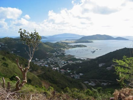 Panorama-Virgin-Islands - Tortola Islands