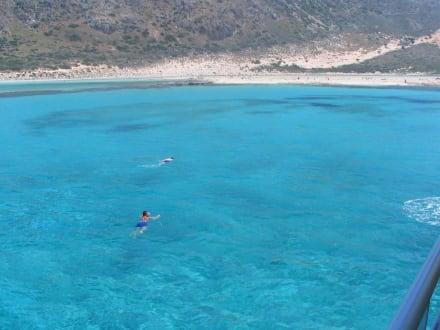 Die Lagune von Balos - Lagune von Balos