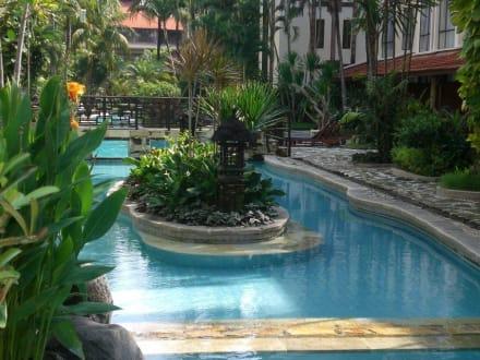 Piscine  - Sanur Paradise Plaza Hotel